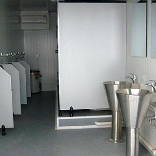 Portable-bathroom